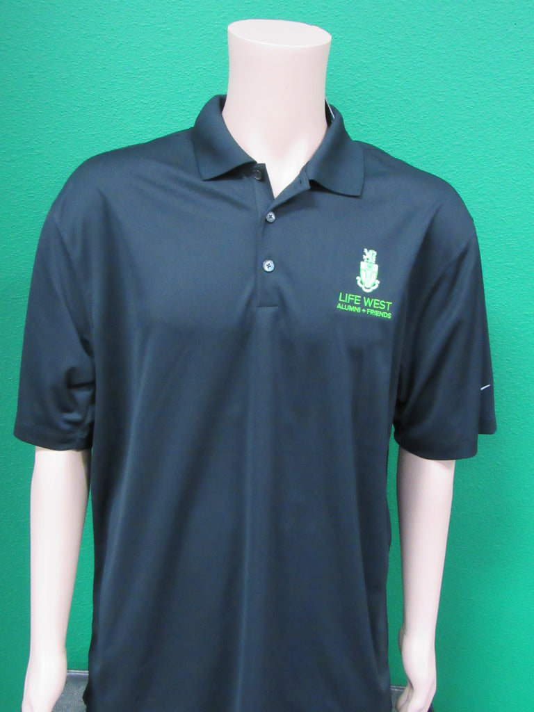 LCCW Alumni Polo Women's Black