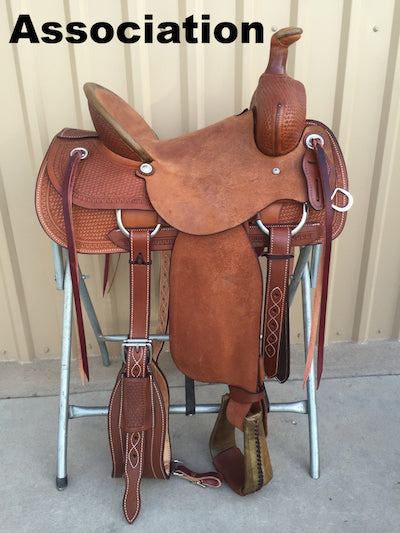 Ranch Association Saddle