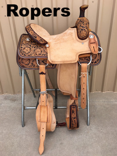 Corriente Saddle | Custom Saddles | Corriente Saddle Company