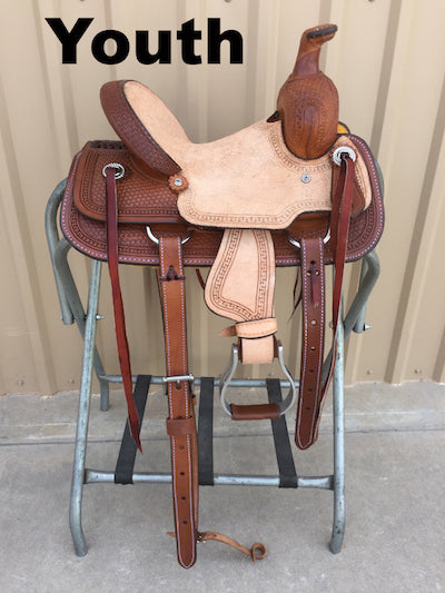 Youth and Kids Saddles