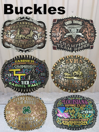 Trophy Belt Buckles