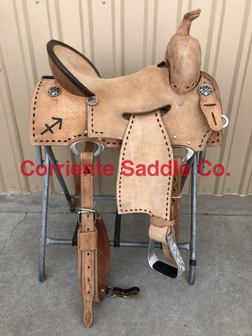 Add A Brand on Your Saddle per Side