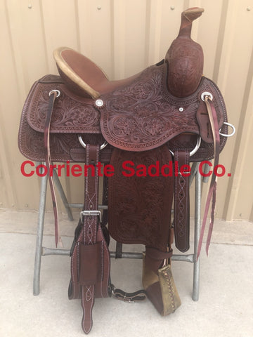 CSA 300 Corriente Association Ranch Saddle