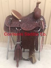 CSA 300 Corriente Association Ranch Saddle - Corriente Saddle