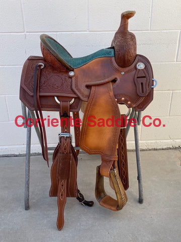 CSA 301A Corriente Association Ranch Saddle