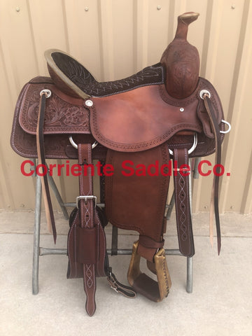 CSA 311A Corriente Association Ranch Saddle