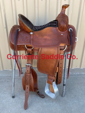 CSA 311B Corriente Association Ranch Saddle