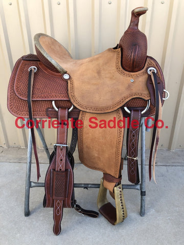 CSA 314A Corriente Association Ranch Saddle