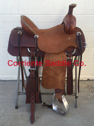 CSA 314C Corriente Association Ranch Saddle