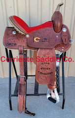 CSB 500 Corriente Barrel Saddle