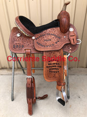 CSB 503 Corriente Barrel Saddle - Corriente Saddle
