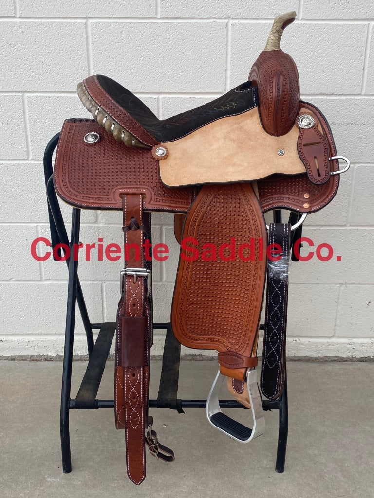 CSB 505C Corriente Barrel Saddle