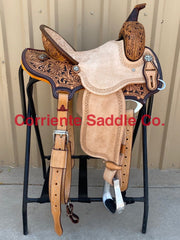 CSB 560A Corriente Strip Down Barrel Saddle