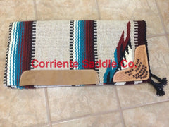 CSBLANKET 104 Trophy Saddle Blanket - Corriente Saddle