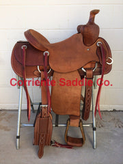 CSBT 1010 Corriente Bear Trap Saddle - Corriente Saddle