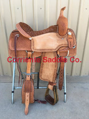 CSC 905 Corriente Cutting Saddle