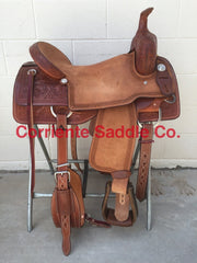 CSC 920 Corriente Cutting Saddle - Corriente Saddle