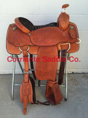 CSCR 210 Corriente Calf Roping Saddle - Corriente Saddle