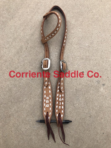 CSHEADSTALL 140BA One Eared Headstall