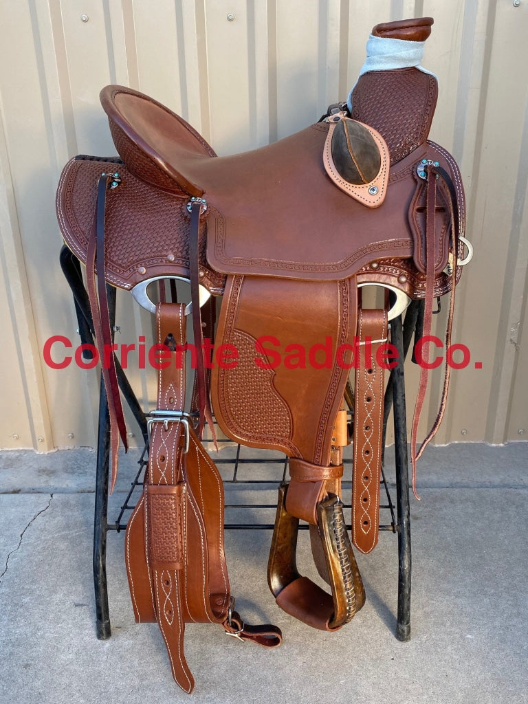 CSLW 420 Corriente Lady Wade Saddle - Corriente Saddle