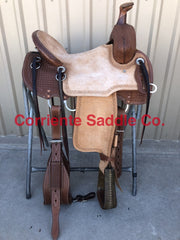 CSM 1001 Corriente Mule Saddle - Corriente Saddle