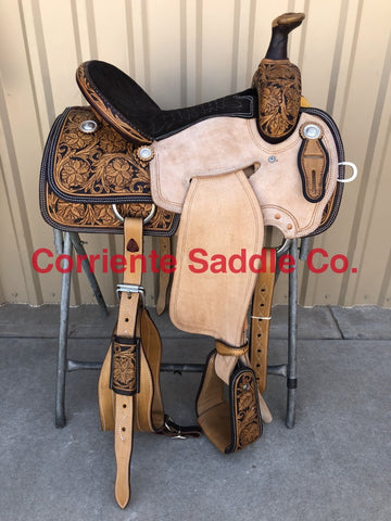 CSR 1101D Corriente Strip Down Saddle