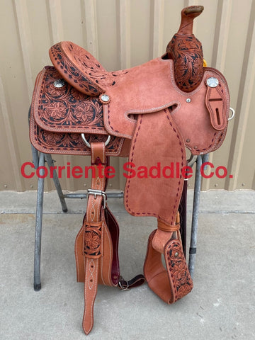 CSR 1102F Corriente Strip Down Saddle