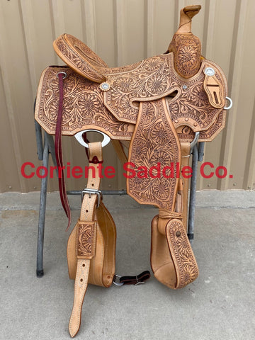 CSR 1106 Corriente Strip Down Saddle