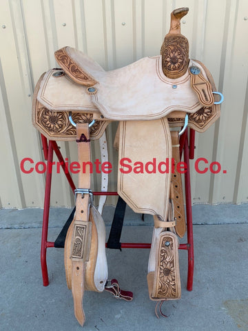 CSR 179C Corriente Team Roping Saddle
