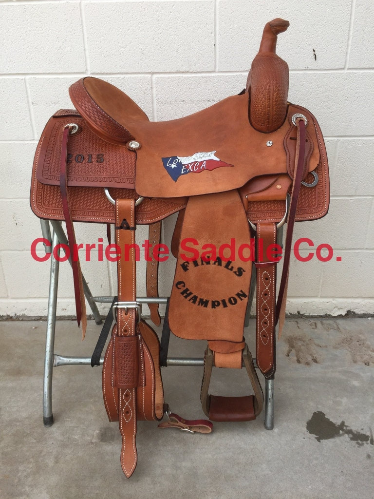 CSRC 912 Corriente Ranch Cutter - Corriente Saddle