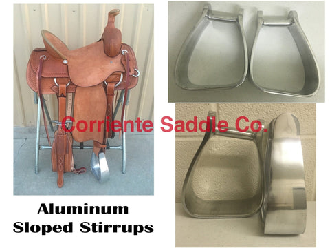 CSSTIRRUP 108 Aluminum Sloped Stirrups