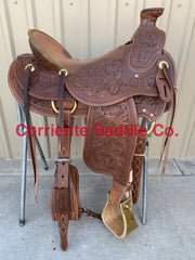 CSW 400 Corriente Wade Saddle - Corriente Saddle