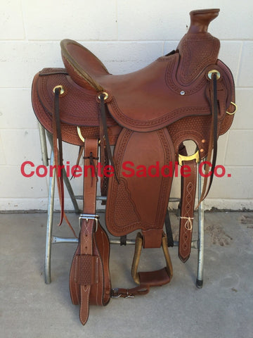 CSW 407A Corriente Wade Saddle