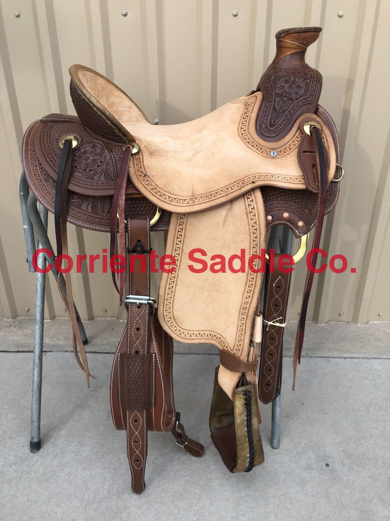 CSW 408A Corriente Wade Saddle - Corriente Saddle