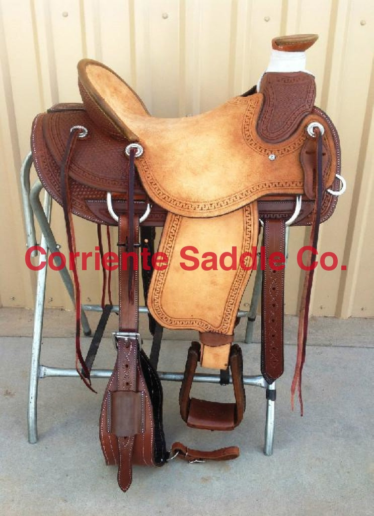 CSW 432 Corriente Wade Saddle - Corriente Saddle