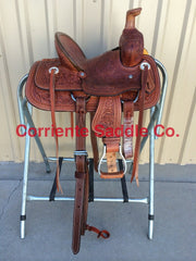 CSY 700B 10 Inch Corriente Youth Kids Buckaroo Association - Corriente Saddle