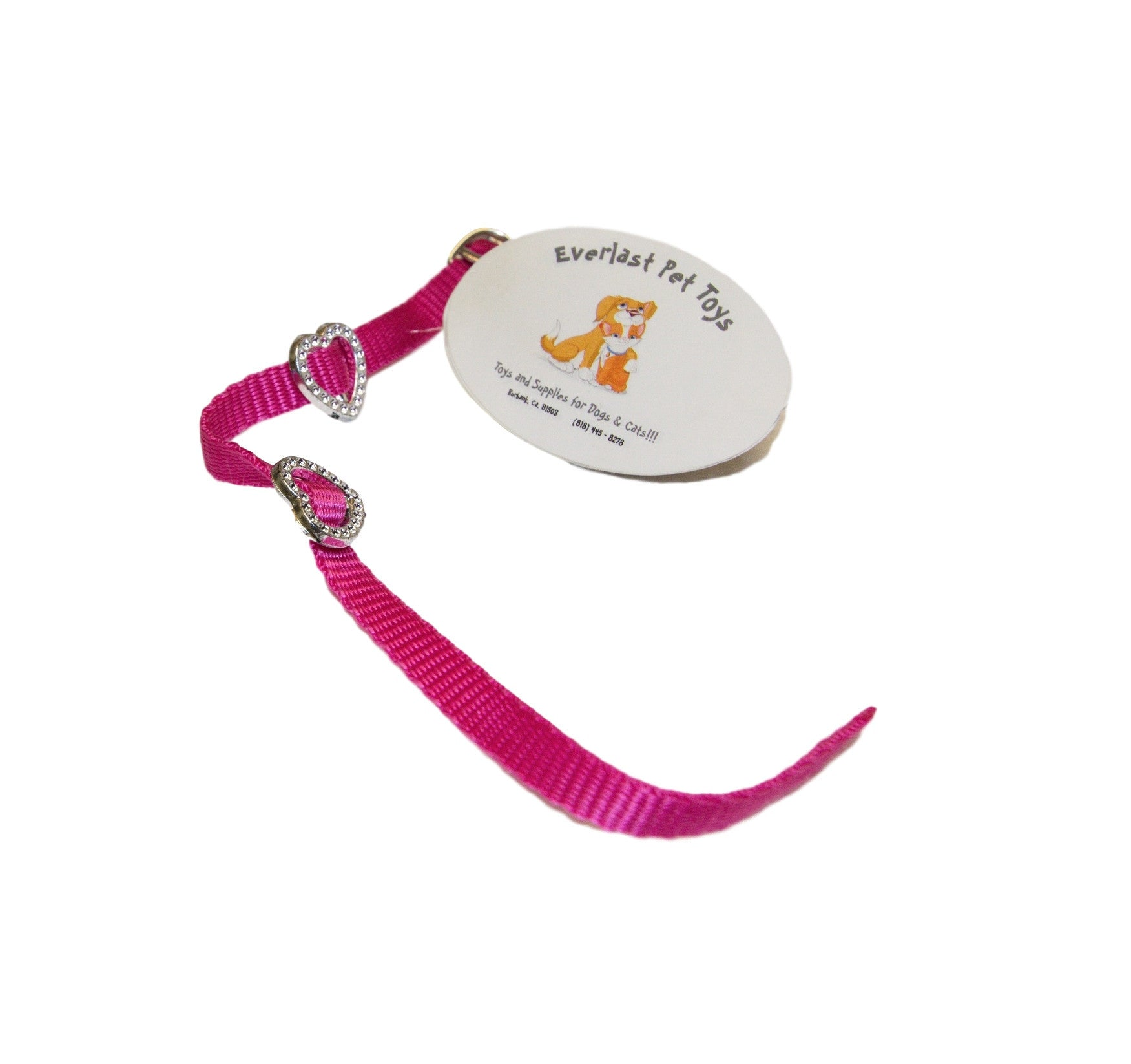 Decorative Cat Collar (Colors Vary)
