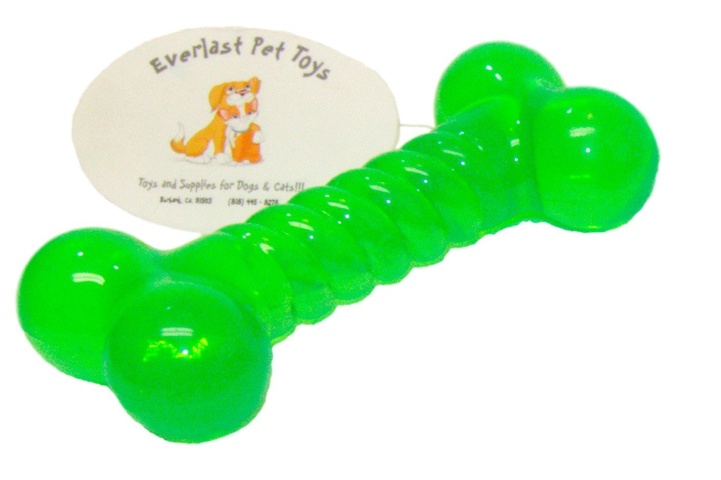 Rubber Chew Bone For Dogs
