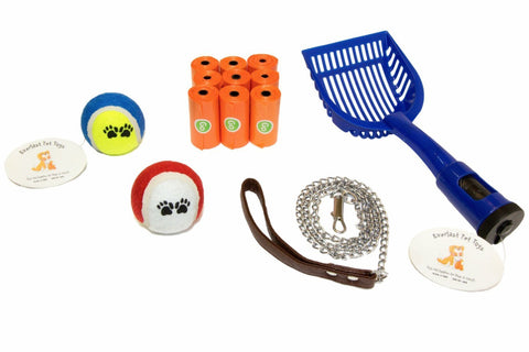 Dog Walkers Replenishment Bundle w Tennis Balls