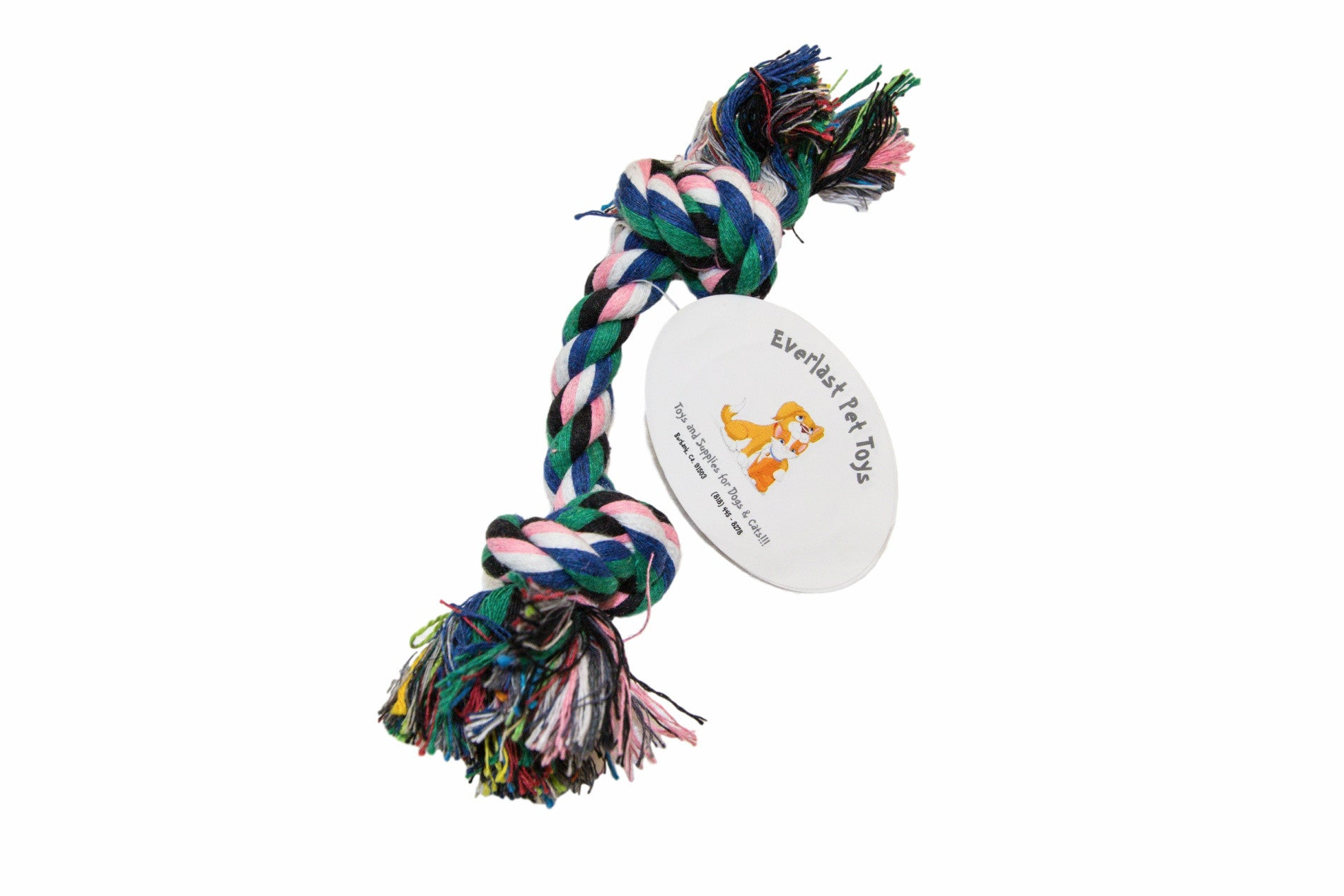 Double Knotted Chew Rope (10pc)