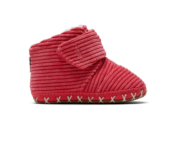 Red Cord Cuna Crib Shoe