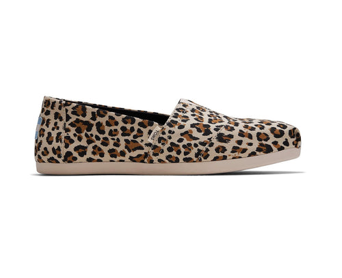 Birch Leopard Canvas Women's Classics