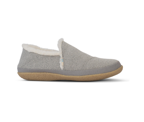 Drizzle Grey Women's India Slipper