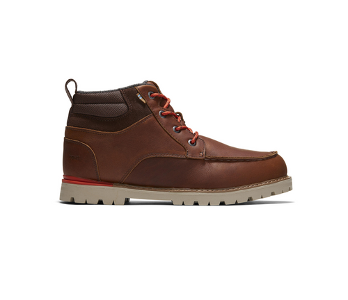 Peanut Brown Leather Men's Hawthorne Boot