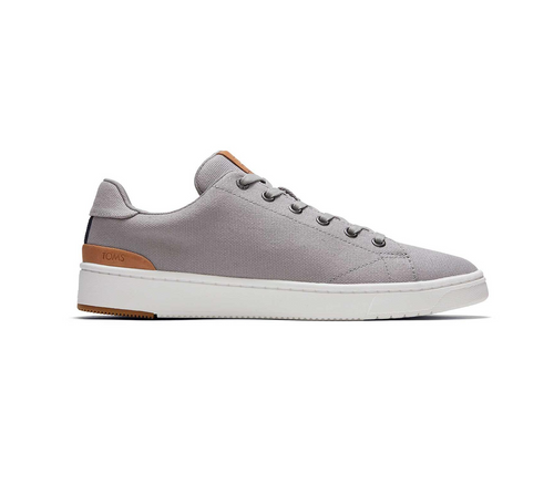 Gray Canvas Men's TRVL Lite Sneaker