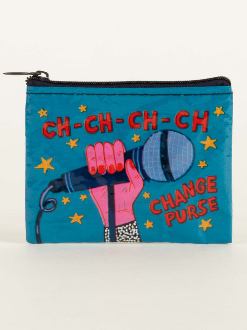 Coin Purse: Ch-Ch-Ch-Ch Change Purse