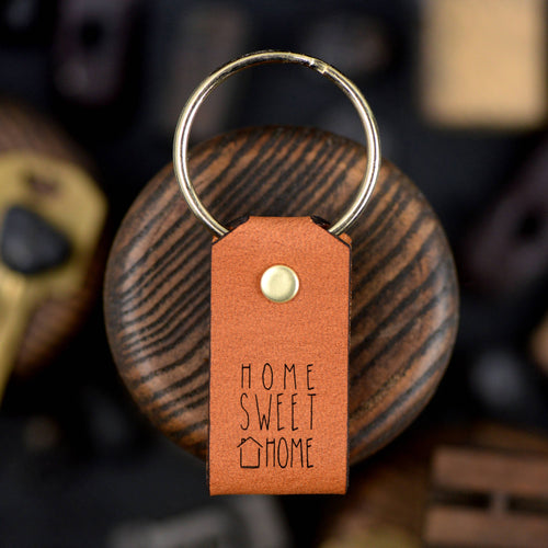 Home Sweet Home - Home Goods Gifts Keychains