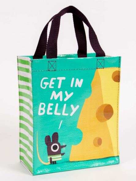 Handy Tote: Get in my Belly