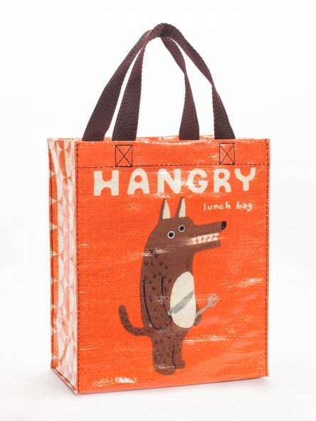 Handy Tote: Hangry