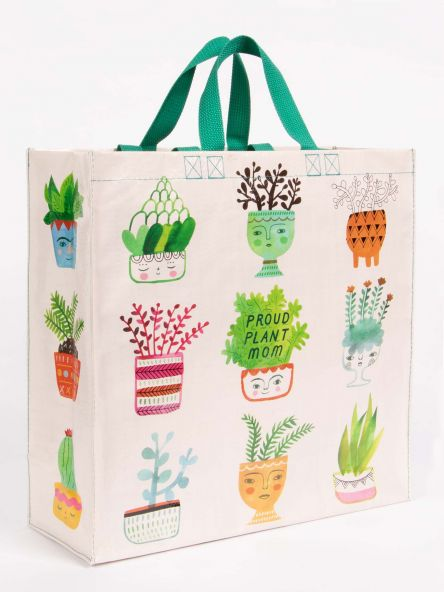 Shopper Tote: Plant Lady